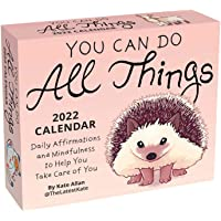 You Can Do All Things 2022 Day-To-Day Calendar: Daily Affirmations and Mindfulness to Help You Take Care of You