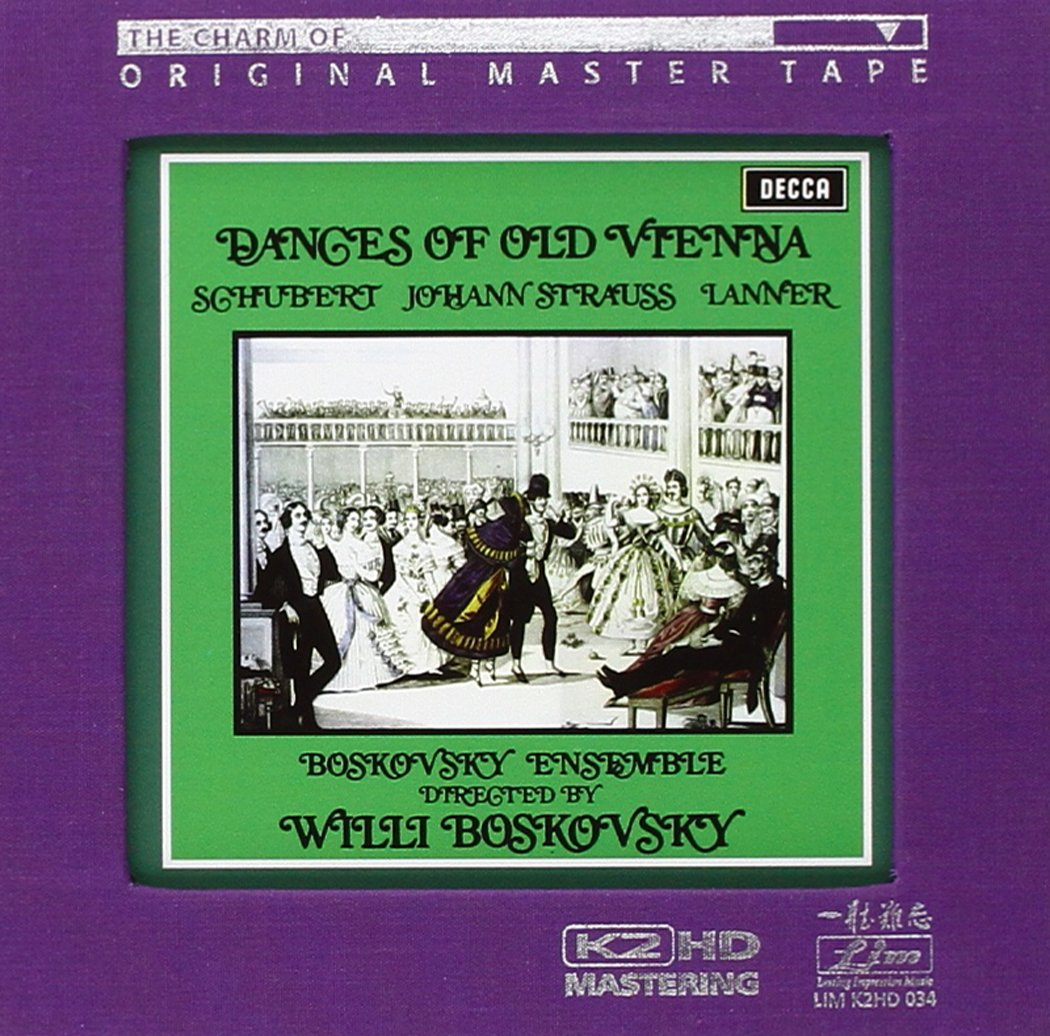 Dances of supreme Old Vienna List price