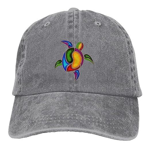 cc6851aadb14d FBGVFD Tortoise Sea Turtle Baseball Caps Concise Adjustable Snapback Hat  For Teen Boys