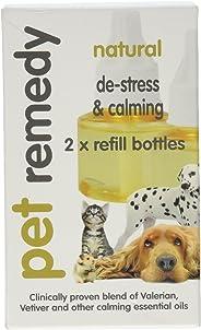 Pet Remedy 2 x Refill Bottles, 40ml