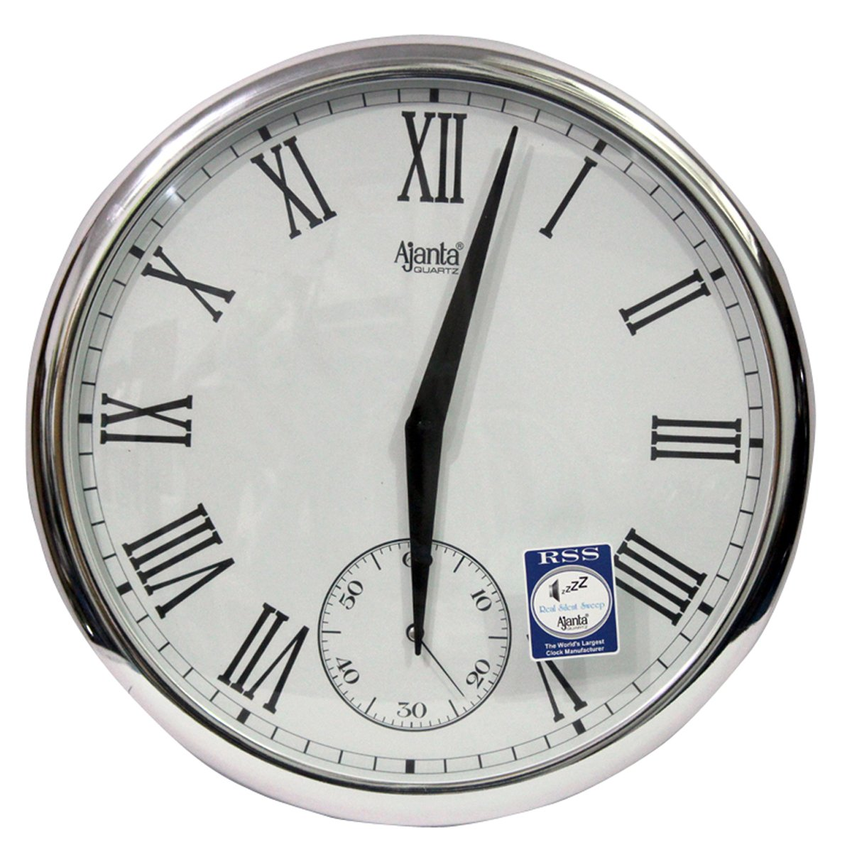 Buy orpat ajanta clocks online at low prices in india amazon amipublicfo Images