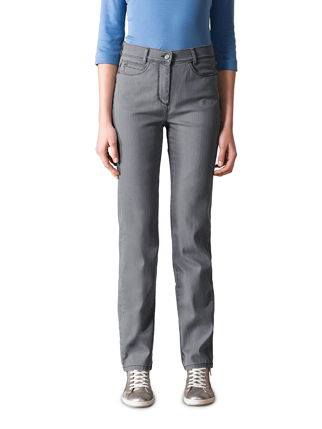 factory outlet new lower prices uk cheap sale Walbusch Damen Yoga-Jeans Supersoft Regular Fit einfarbig