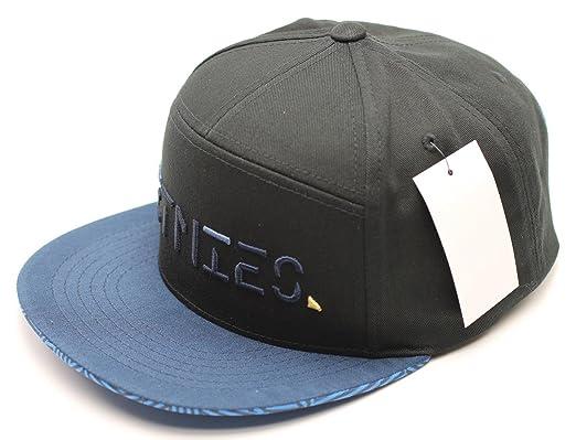 Etnies - Gorra de béisbol - para hombre Negro negro talla única ...