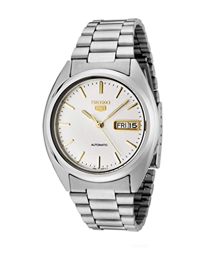 4221fe684b4b Seiko Reloj de Pulsera SNXG47K1  Seiko  Amazon.es  Relojes