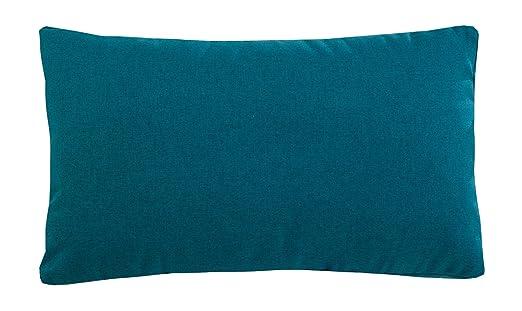 Cojín, Cojín (Sunday 13, color azul petróleo, Soft, 30 x 50 ...