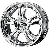 "American Racing Custom Wheels AR683 Casino Triple Chrome Plated Wheel (16x7""/5x114.3mm, +42mm offset)"