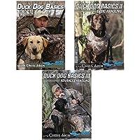 Avery Duck Dog Basics 3 DVD