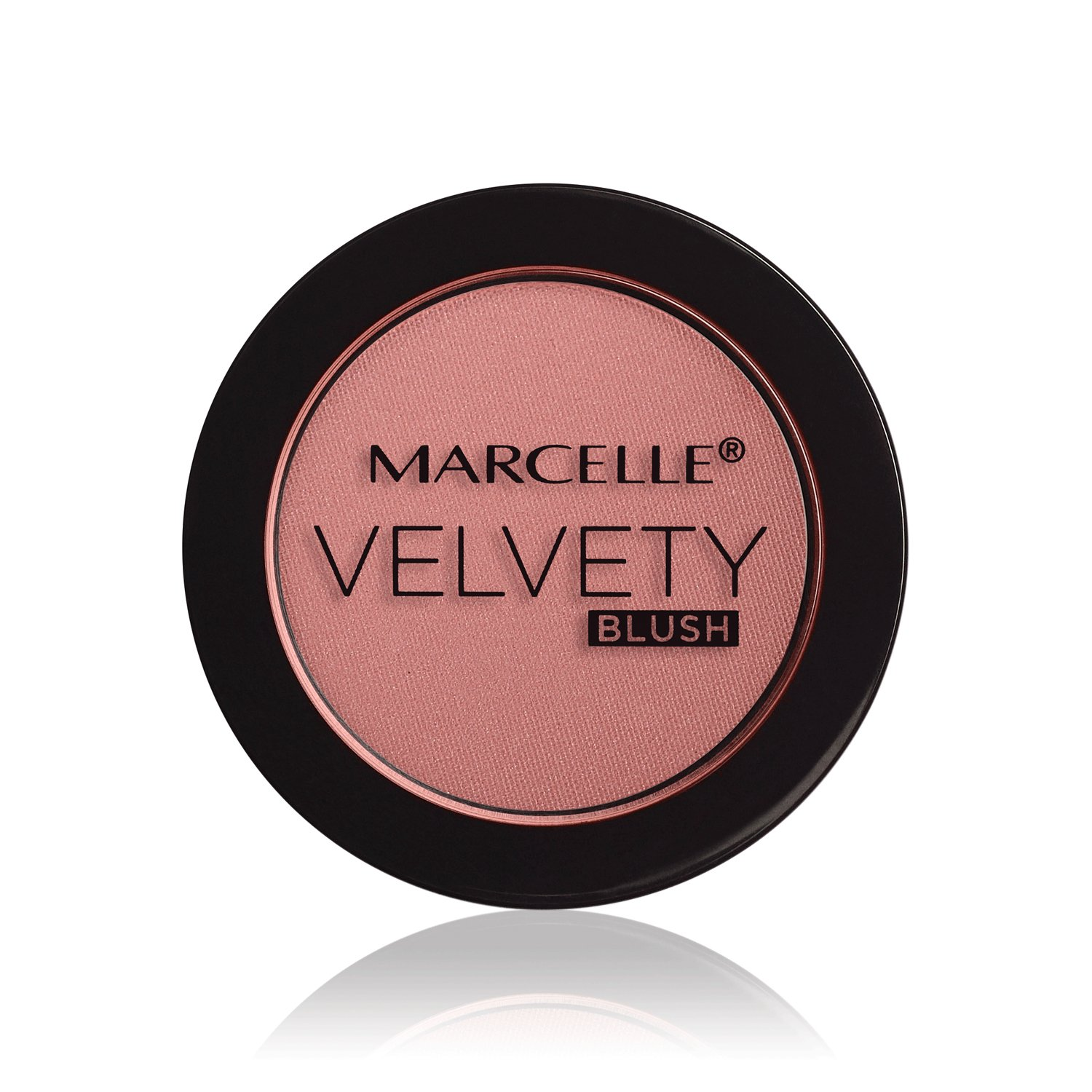 Marcelle Velvety Blush, Soft Coral, Hypoallergenic and Fragrance-Free, 3 g Groupe Marcelle Inc.