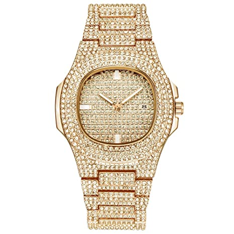 Reloj de pulsera para mujer de la marca Ronamick, de cuarzo y cerámica, con