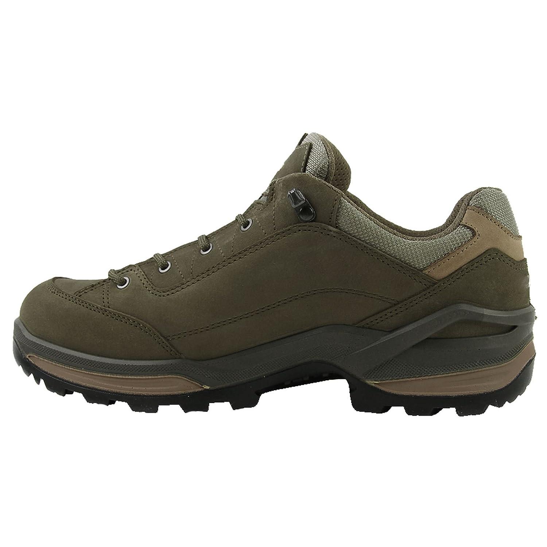 0927f4227d0 Lowa Mens Renegade Gore-Tex Lo Olive Nubuck Shoes 9 US: Amazon.ca ...