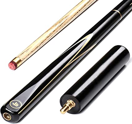 CANNON Sapphire 3//4 Jointed Snooker Cue with Free Extension and Cue Case Options Cue Only