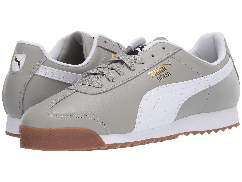 超歓迎 [プーマ] Medium メンズランニングシューズスニーカー靴 Roma - Basic [並行輸入品] B07N8FWSM5 [並行輸入品] Limestone/Puma White 4 (22cm) D - Medium 4 (22cm) D - Medium|Limestone/Puma White, カワニシマチ:7d0369a3 --- a0267596.xsph.ru