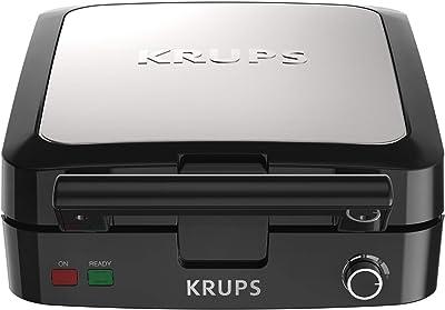 Krups 4-slice Belgian Waffle Maker Reviews