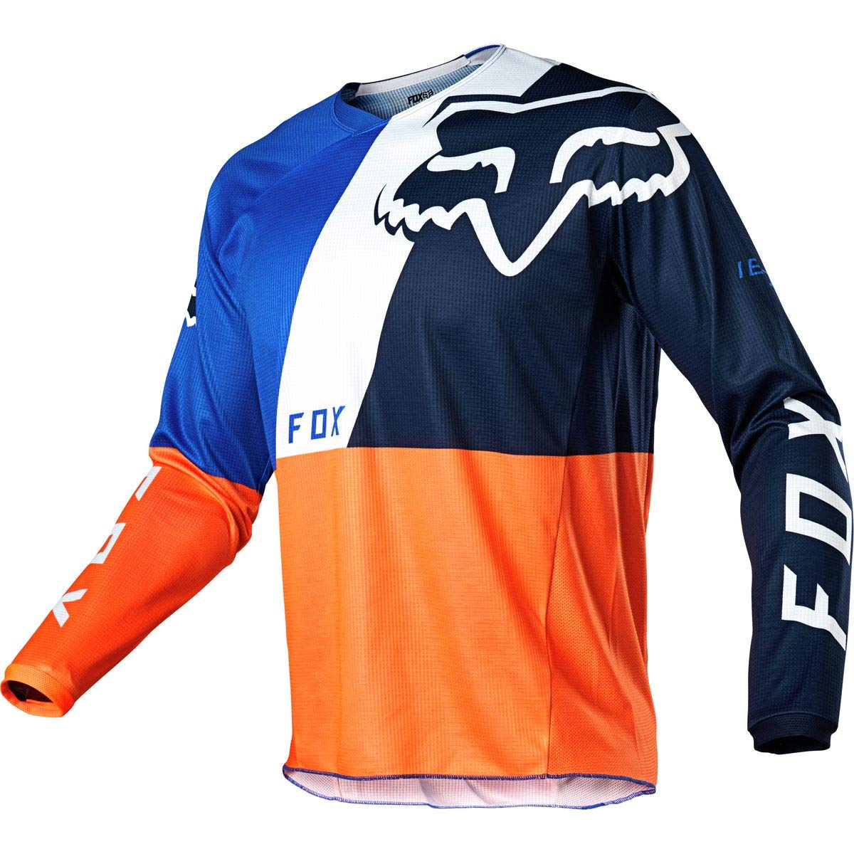 2020 Fox Racing Youth Lovl SE Jersey-Orange//Blue-YXL