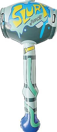 Rubie's Oficial Fortnite Party Animal Hacha hinchable, accesorio para disfraz,Hacha hinchable,Acceso