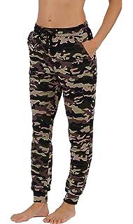 9230574dc Vibrant Vixen Women's Print Work Out Joggers Jersey Pocket Fashion Sweat  Pant Functional Drawstring