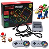 Nintendo Classic Mini-Konsole: Super Nintendo Entertainment-System2018 TV-Video-Spiele-Konsole, SMART HDMI CLASSIC IN 621 SPIELE 2 CONTROLLER BUILT