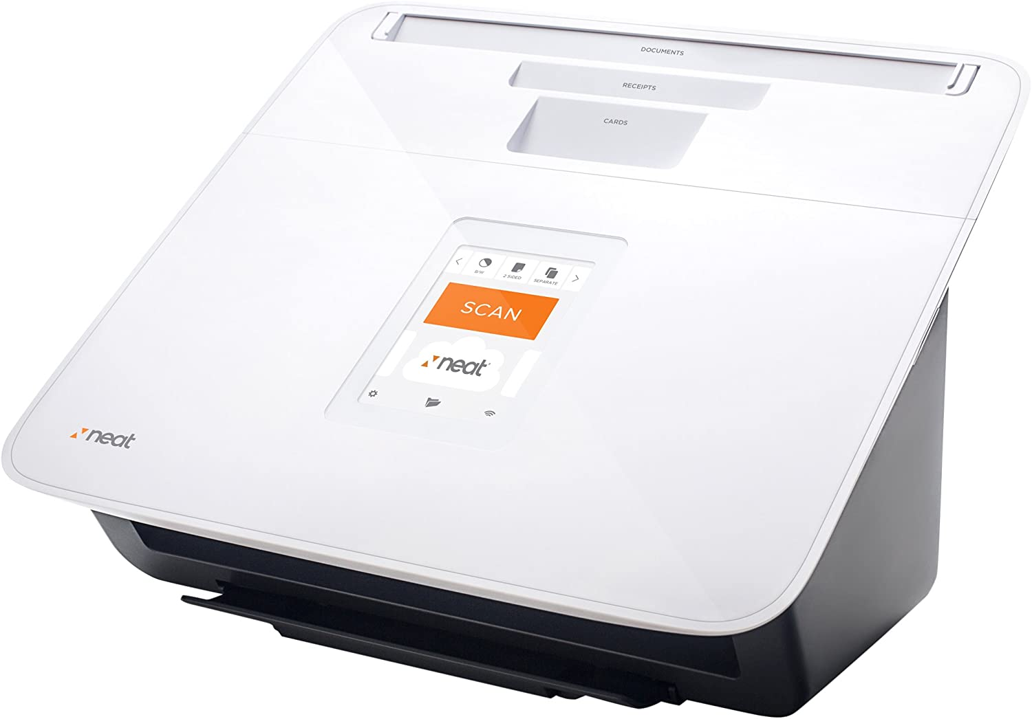 The Neat Company NeatConnect Scanner and Digital Filing System, Home Office Edition, 2005434