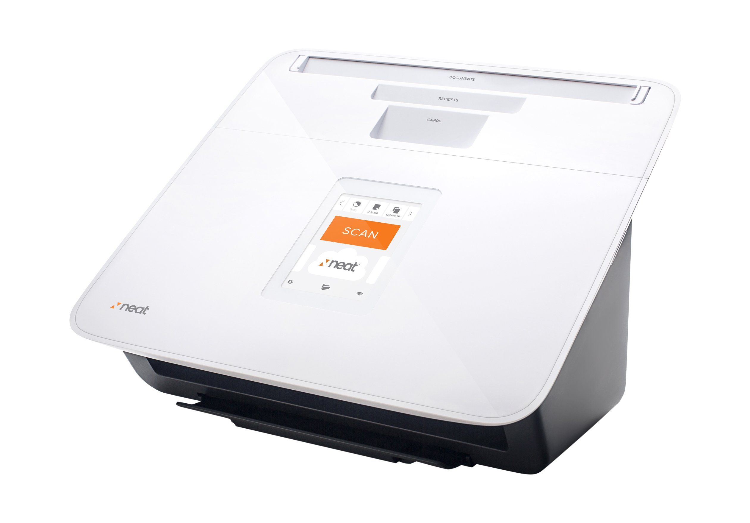 The Neat Company NeatConnect Scanner and Digital Filing System, Home Office Edition, 2005434 by The Neat Company