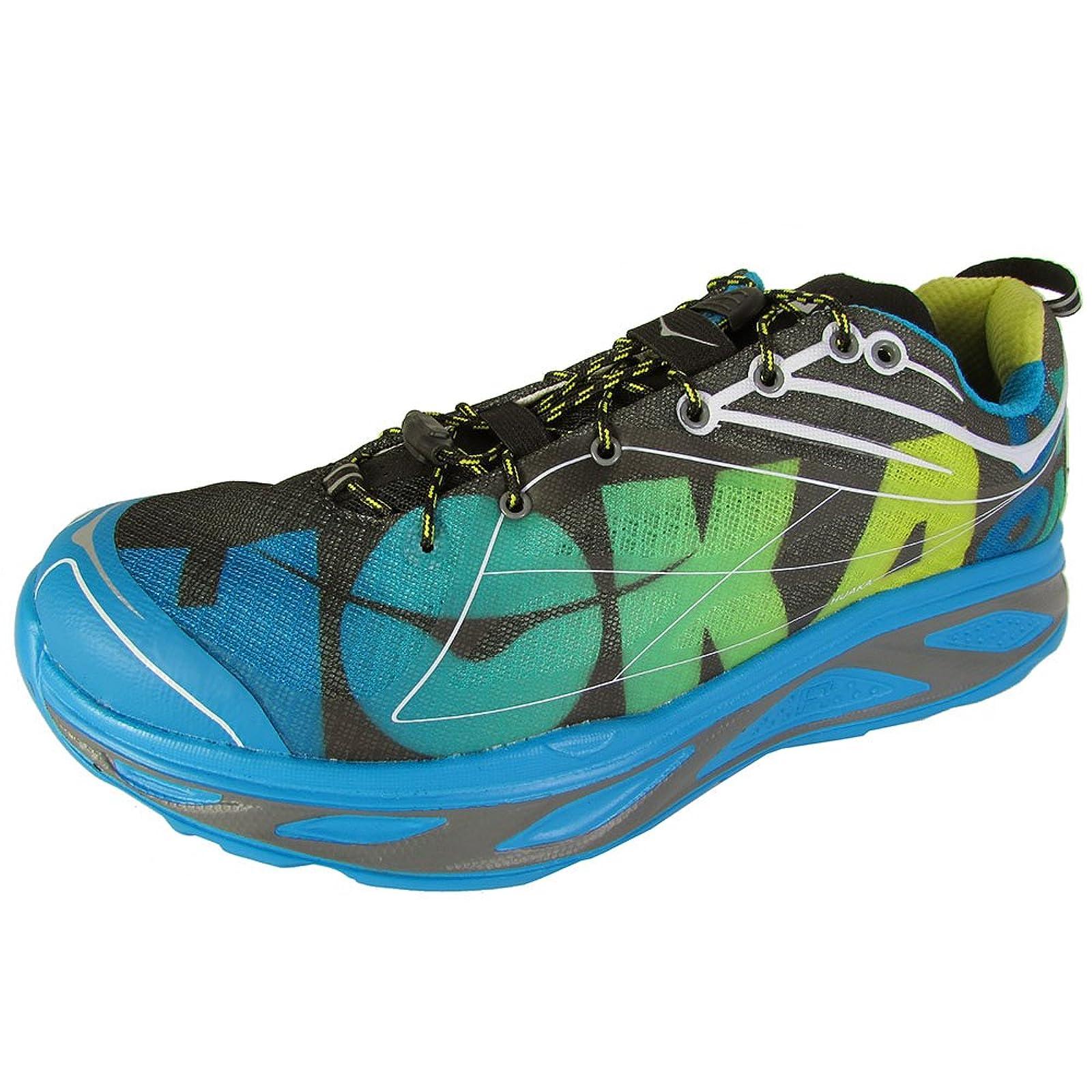 HOKA ONE ONE Mens Huaka Running Sneaker Shoe 8 M US - 4