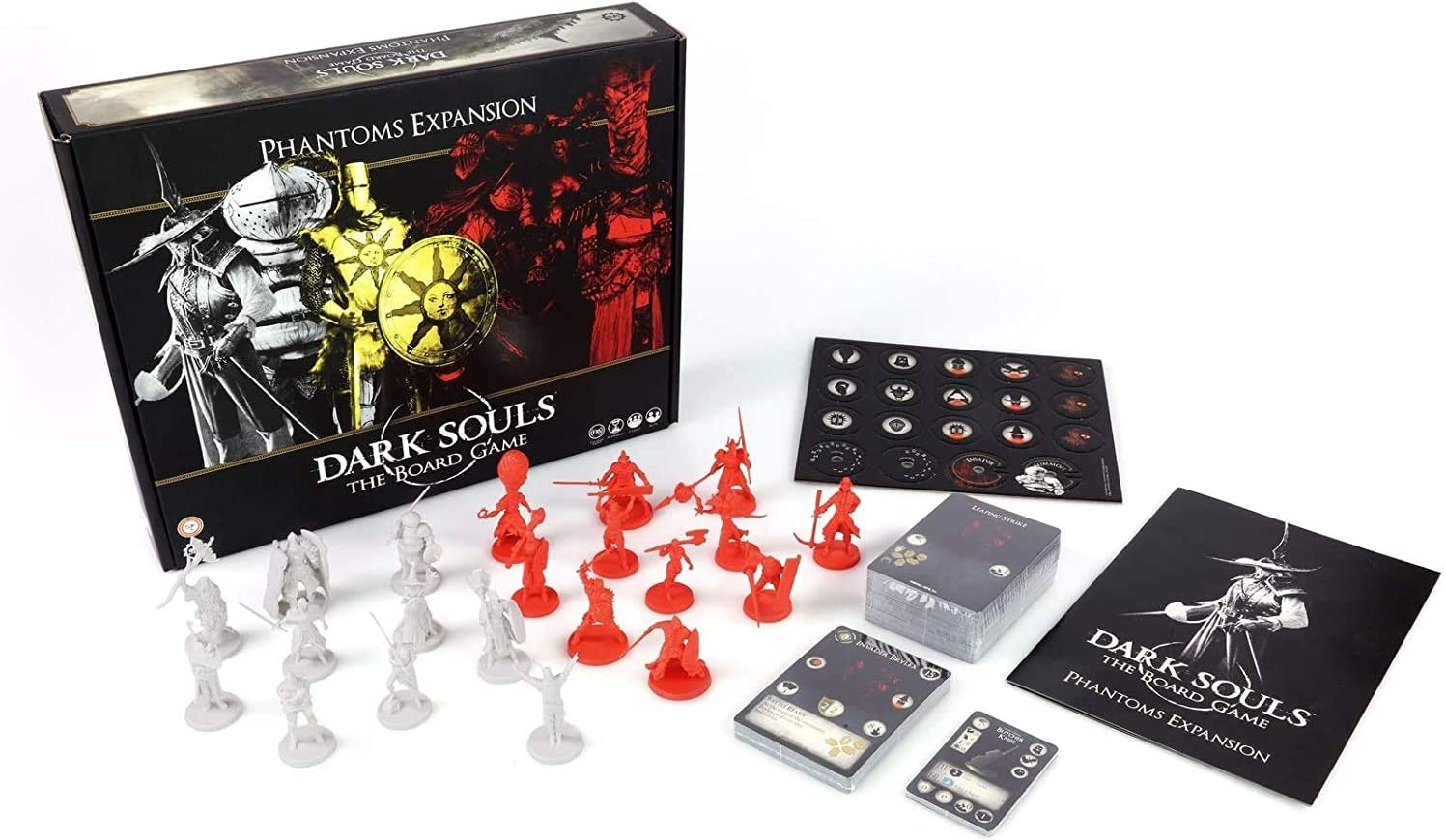 Steamforged Dark Souls: The Board Game - Phantoms Expansion ...