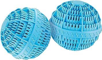 Wäscheball Wäsche Ball Zwei WaschbälleWaschkugel 1000 Waschgänge