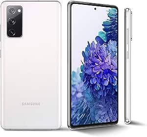 Galaxy S20 FE Hybrid Dual SIM 128GB 8GB RAM 5G (UAE Version) - White - 1 year local brand warranty