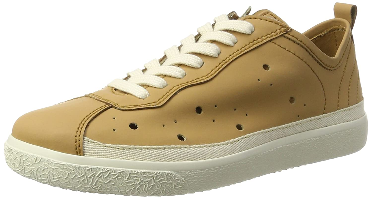 Track Low, Sneakers Basses Femme - Marron - Braun (140 Camel), 38Pantofola D'oro