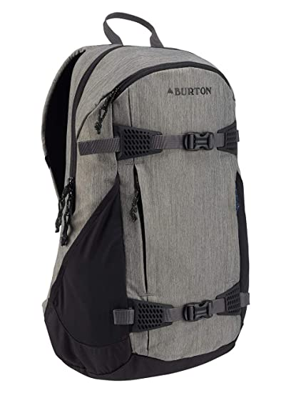 Burton Day Hiker Mochila, Unisex Adulto, Negro (Shade Heather), 25 l