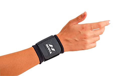 Nivia Performaxx Wrist Support   Free Size Joint Wraps