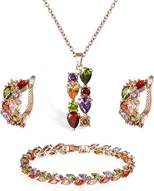 set bijoux femme fantaisie