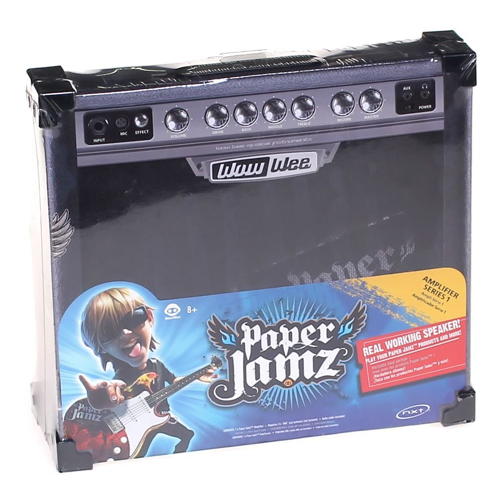 wowwee paper jamz pro guitar series style 2 Amazoncom: wow wee paper jamz guitar series i - style 2: toys & games make sure you know the songs and lyrics before you buy these for your children buy paper jamz pro guitar, style 1 at walmartcom got it before christmas online from walmart and saved well over 50% off the store price hats off to jamz guitars.
