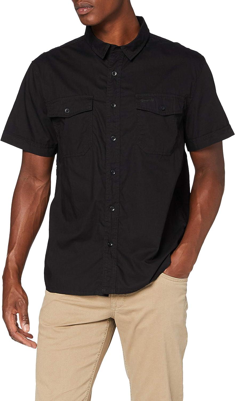 Brandit Roadstar Shirt Camisa para Hombre: Amazon.es: Ropa y accesorios
