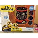 Despicable Me Minions Light Projector