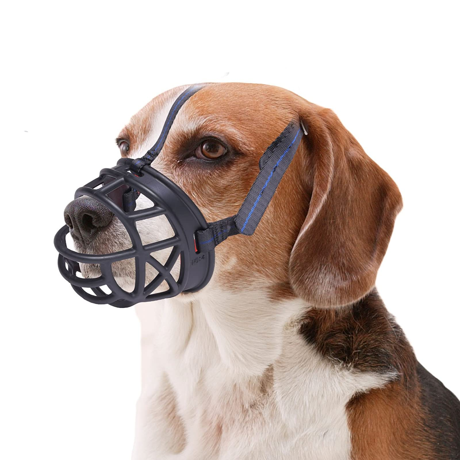 PetAZ Pets Dog Muzzles Dog Basket Muzzles - 5