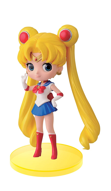 Banpresto Sailor Moon 2.8-Inch Sailor Mars Figure Q Posket Petit Volume 1