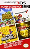 Nintendo 3DS Player's Guide Pack: Prima Official Game Guide