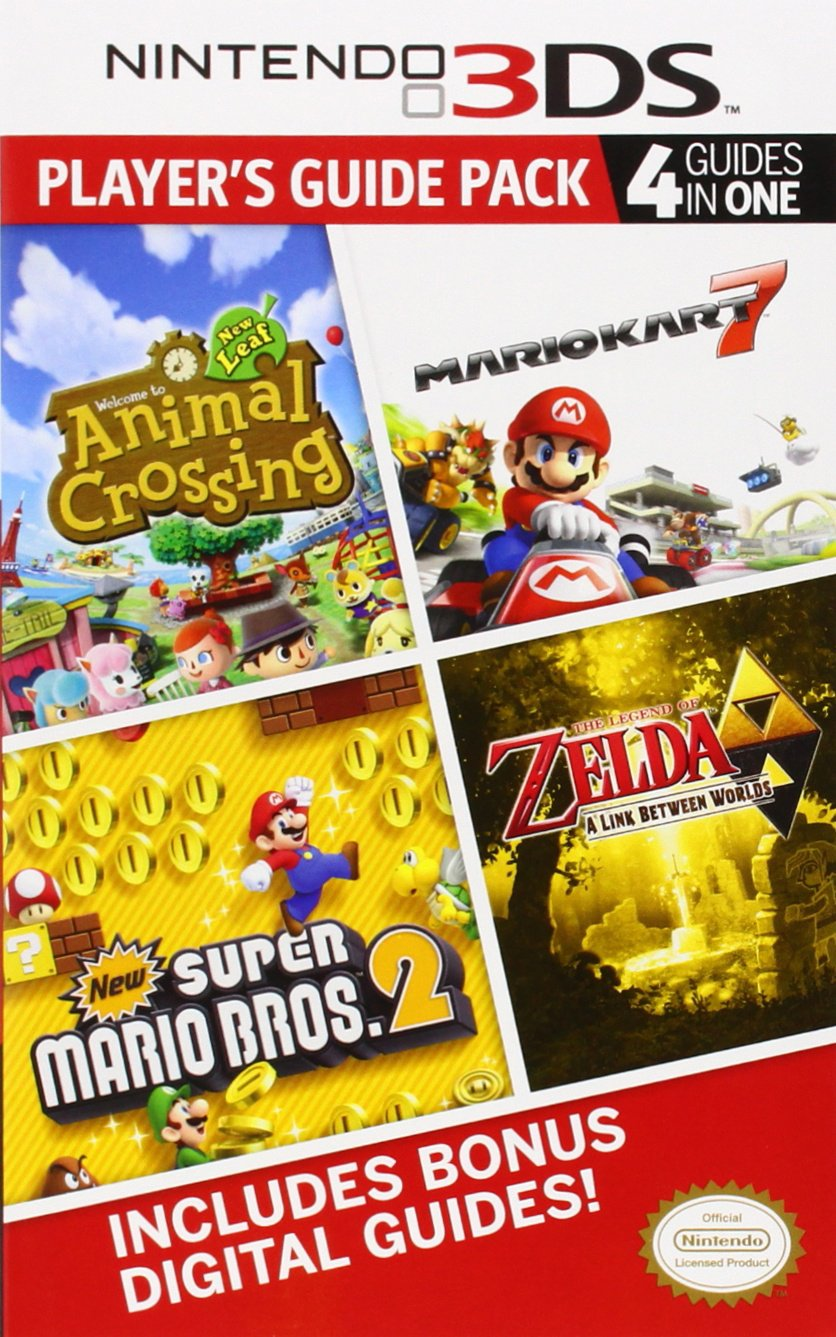 Nintendo 3DS Players Guide Pack: Prima Official Game Guide ...