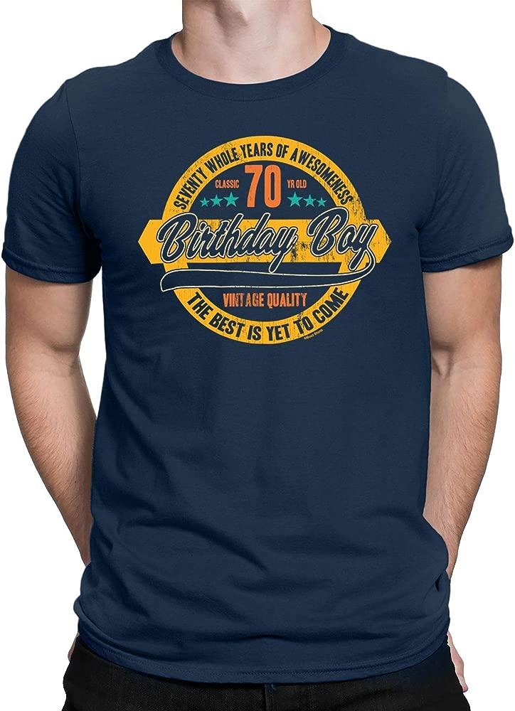 buzz shirts 70 Cumpleaños Regalo - Cumpleañero Clásico 70 ...