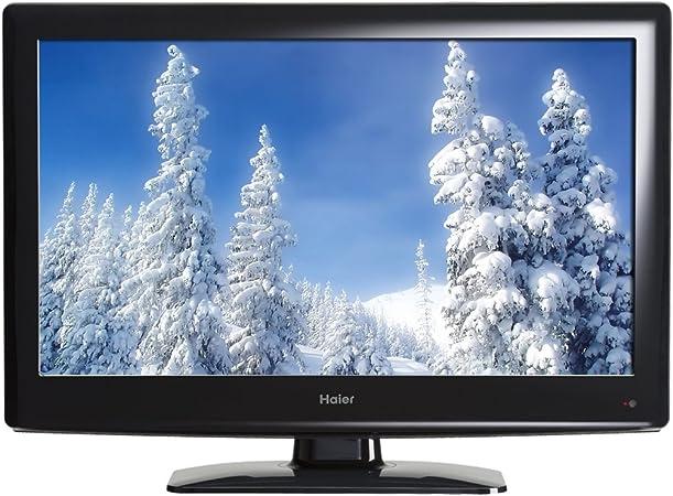 Haier LTF24C360 - Televisor HD (pantalla LCD de 24 pulgadas, HDMI, USB), color negro [importado de Francia]: Amazon.es: Electrónica