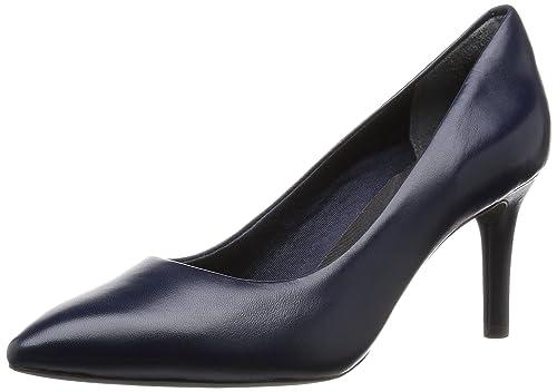 Zapatos azules Rockport para mujer y2bkq