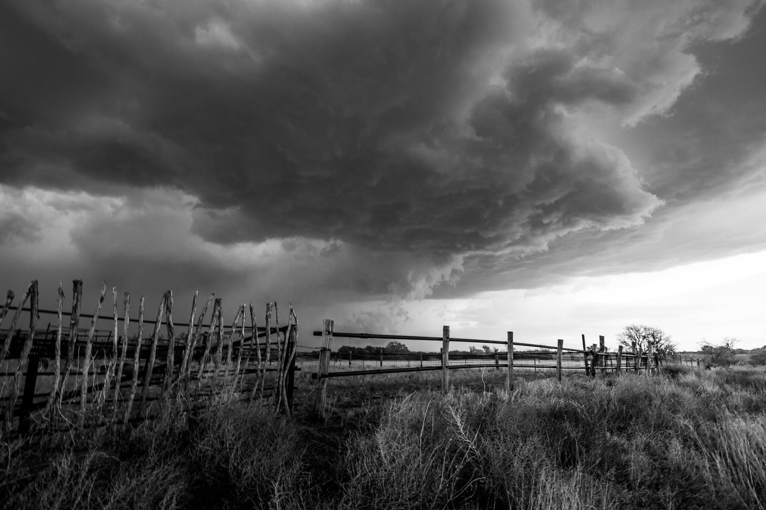 Black And White Western Photography