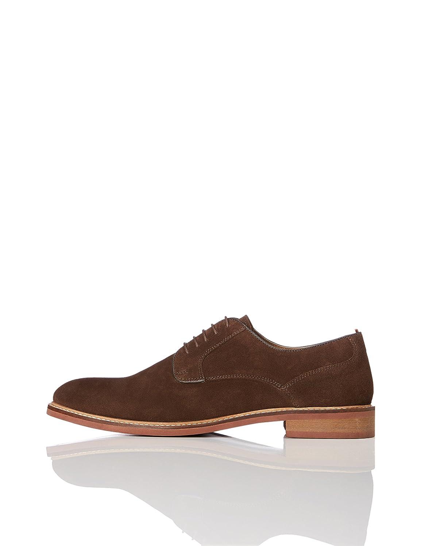 TALLA 46 EU. find. Zapatos de Cordones Derby Hombre