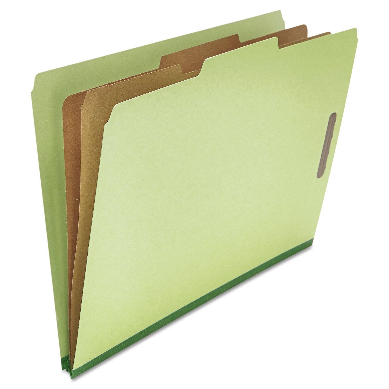 Carpeta clasificadora universal de cartón prensado, legal ...