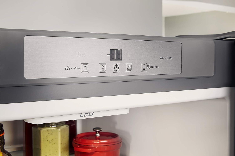 Bosch Kühlschrank Alarm Deaktivieren : Bauknecht kglf 20 a3 in kühl gefrier kombination a 201 cm