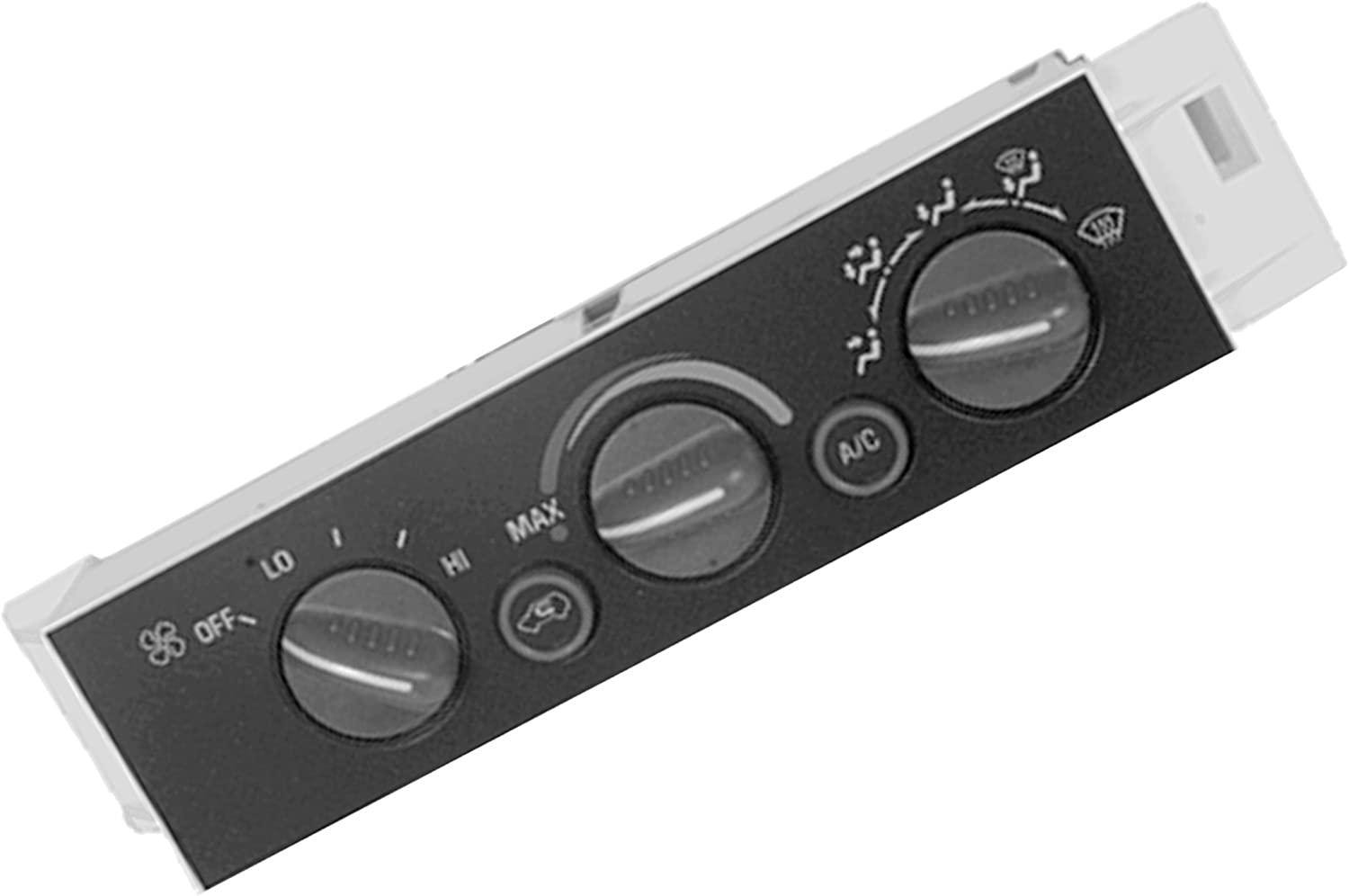 ACDelco 15-72267 GM Original Equipment Heating and Air Conditioning Control Panel