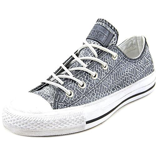 Converse All Star Hardware Ox Mujer Zapatillas metálico, Color Negro, Talla 39.5: Amazon.es: Zapatos y complementos