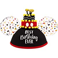 Disney Parks Birthday Mickey Mouse Ears Hat