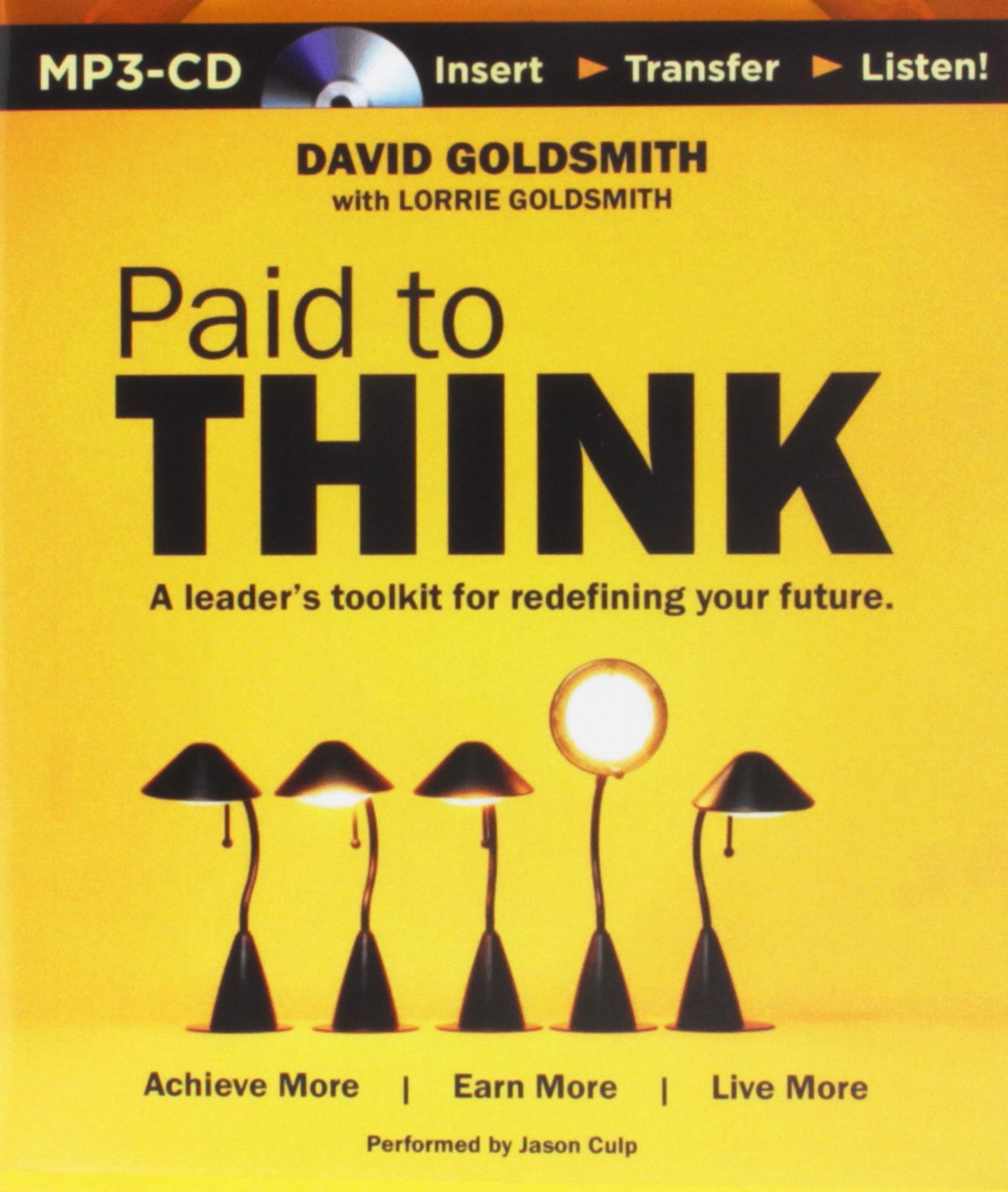 Download Paid to Think: A Leader's Toolkit for Redefining Your Future pdf epub