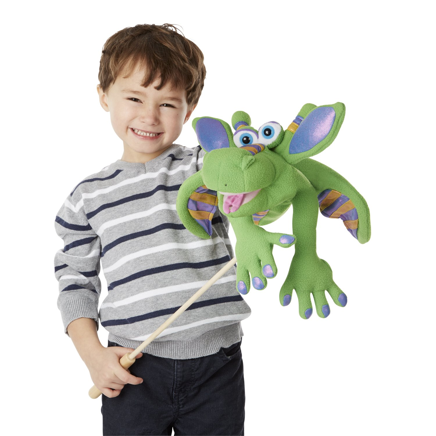 Soft toys toys at amazon co - Toys Amp Games Gt Vintage Amp Classic Toys Gt Puppets Gt See More Melissa